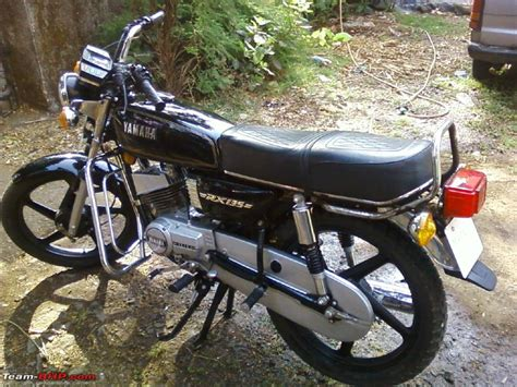 Hitches in transferring my Yamaha RX135   Help required ...