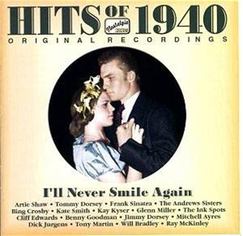 Hits of 1940 8.120636: Nostalgia CD Reviews: Musicweb UK