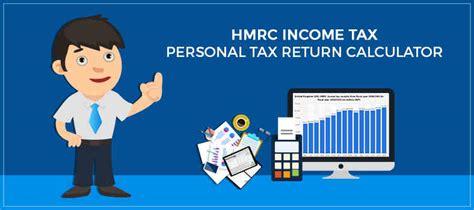 HMRC Income Tax Return Calculator for 2019/2020 | DNS ...