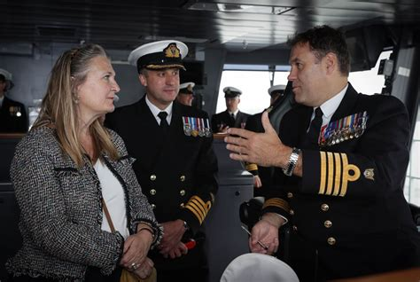 HMS Queen Elizabeth makes historical first visit to Canada