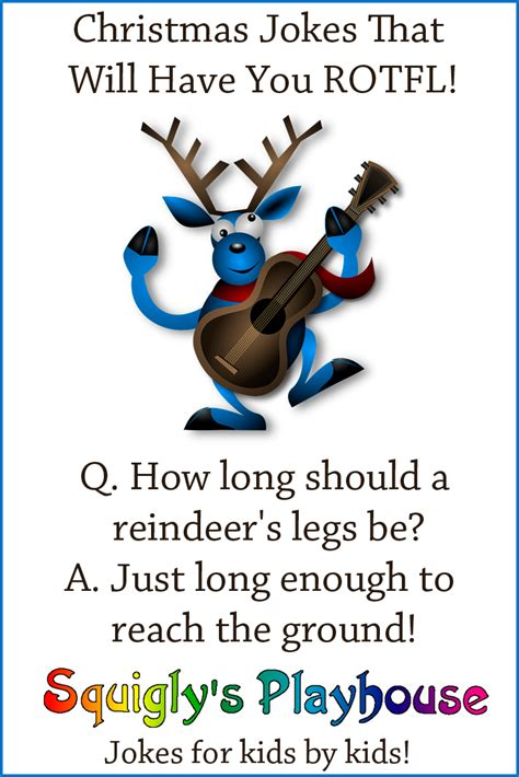 Ho, Ho, Hilarious Christmas Jokes for Kids   Squigly's ...