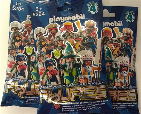 Hobby Cards Europe: Playmobil   Figures Series 4