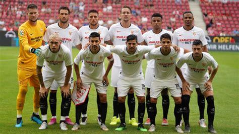 Hoffenheim   Sevilla: horario y dónde ver por TV y online ...