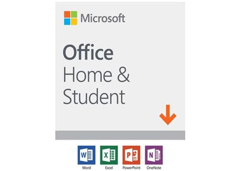 Hogar de Microsoft Office y dispositivo del estudiante ...