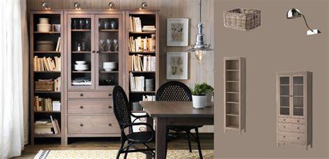 Hogar diez: Serie Ikea Hemnes en tu salón