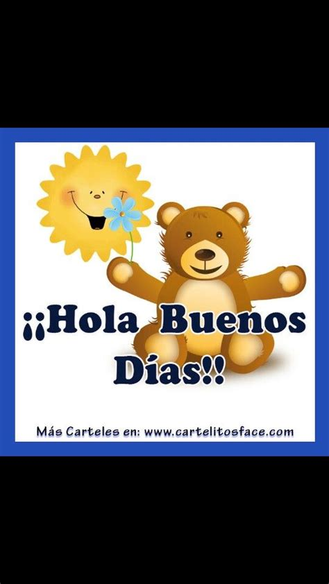 Hola buenos dias!!!   Buen Dia, bendiciones, e inspiracion ...