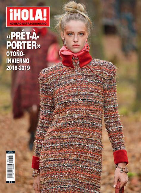 ¡HOLA! especial moda prêt à porter otoño invierno 2018 ...