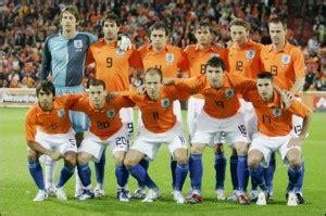 Holanda definió sus 23 para el Mundial de Futbol   Cubadebate