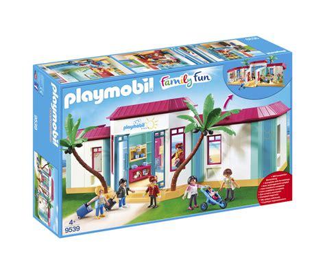 Holiday Hotel | Playmobil 9539  Family Fun  | www ...