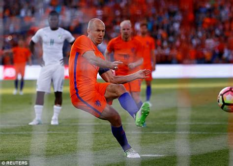 Holland 5 0 Ivory Coast: Vincent Janssen on target in win ...