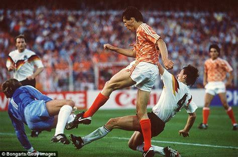 Holland legend Marco van Basten is back in the ...