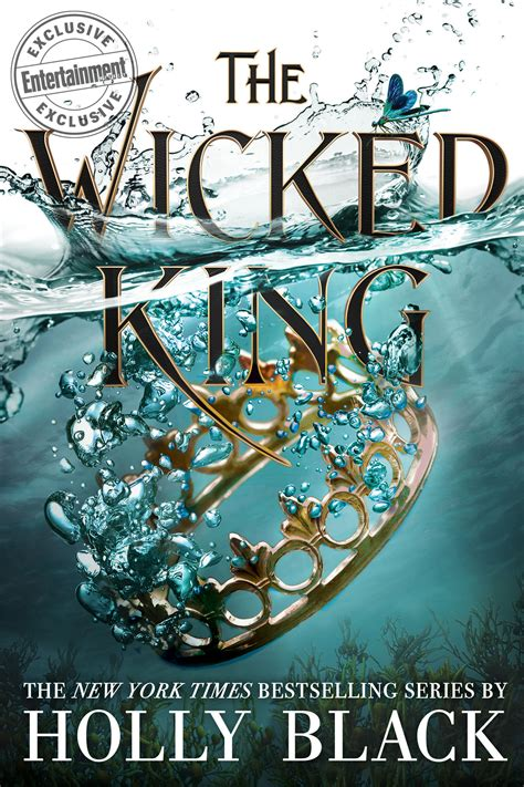 Holly Black s The Cruel Prince: See sequel s wickedly good ...