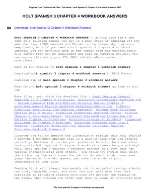 Holt spanish 2 workbook answers   westoaklandworks.com