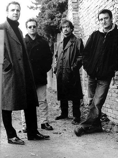 Hombres G, banda española de Rock Pop, formada por David ...