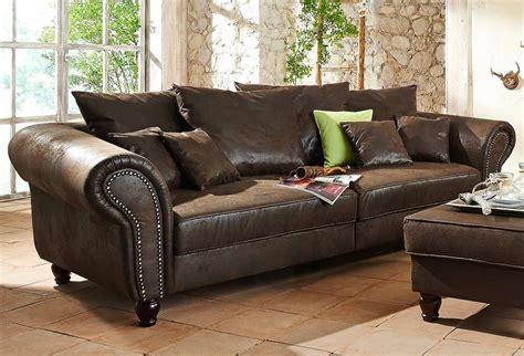 Home affaire Big Sofa »BigBy«, Home affaire – Idyllisch ...