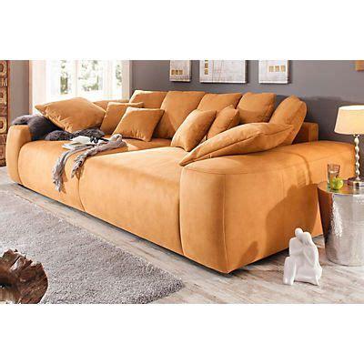 Home affaire Big Sofa, Breite 302 cm in Microfaser ...