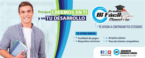 Home   Banco Industrial, S.A.