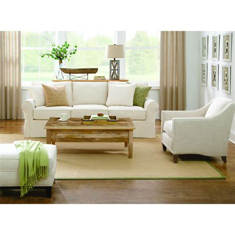 Home Decorators Collection Mayfair Classic Natural Twill ...