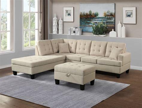 HOME DELUXE Sofa »Florenz«, 2 Teile, breite bequeme ...
