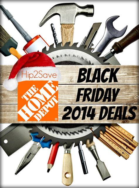 Home Depot: 2014 Black Friday Deals   Hip2Save
