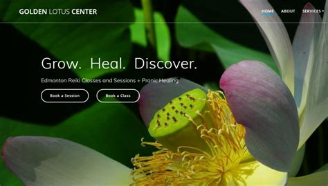 home page featured image | Golden Lotus Center