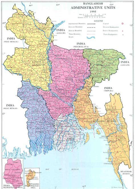 HOMELAND BANGLADESH     Maps of Bangladesh     MAYER DAK