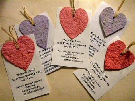 homemade seed paper favors   Craftaholics Anonymous ...
