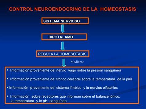 Homeostasis y medio interno.