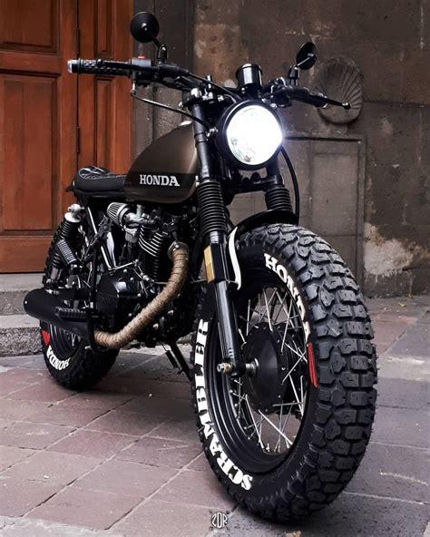 Honda 125 SCRAMBLER by #ZDRCutomMoto | Мотоцикл, Мотоциклы ...