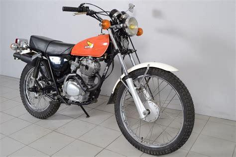 Honda 125 XL  8  | Enduro Classic & souvenirs | Honda 125 ...