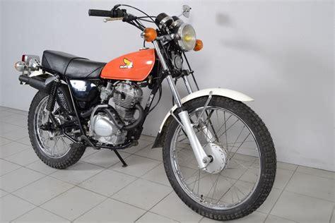 Honda 125 XL de 1978 d occasion   Motos anciennes de ...