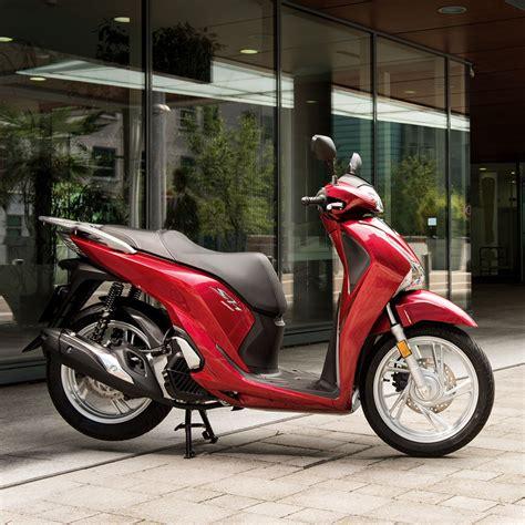 Honda anuncia la disponibilidad de la nueva Scoopy SH125i