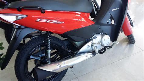 Honda Biz Full 125 Nueva Roja Negra Moto Sur 2018   $ 66 ...