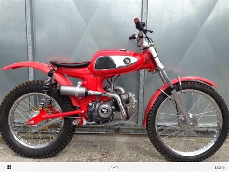 Honda C110, 125cc. | Custom Motorcycle | Pinterest | Honda ...