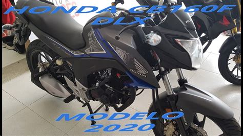 Honda Cb 160 F DLX Modelo 2020   Primeras Impresiones ...