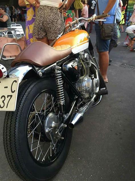 Honda cb 350 Crazy Garage Tenerife | Motos, Motocicletas