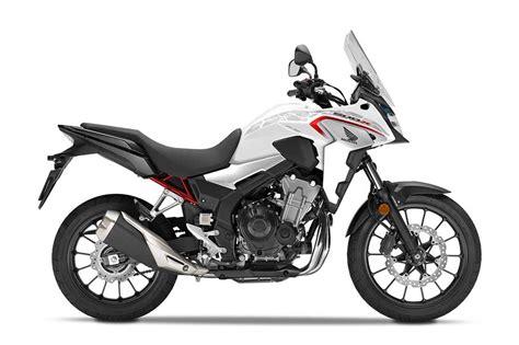 Honda CB 500X: La trail del A2 2021 | Club del Motorista ...