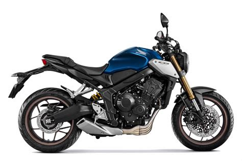 Honda CB 650R   2021, una Neo Sports Café, siguiendo la ...