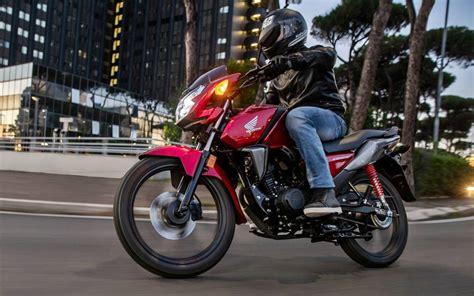Honda CB125F 2021 | Motos Mas