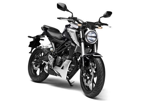 Honda CB125R 2018 2019 precio ficha opiniones y ofertas