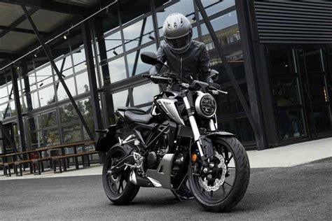 Honda CB125R 2019 | Precio, Ficha Tecnica y Opiniones