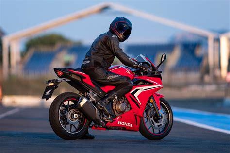 Honda CBR 500 R: ¿Una deportiva para el carnet A2? | Club ...