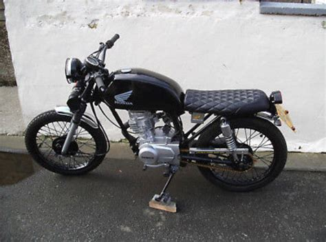 Honda CG 125cc cafe racer / brat / learner legal / cbt ...