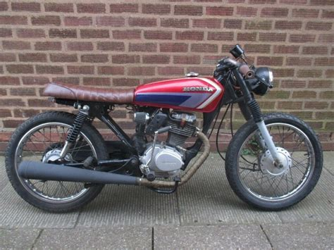Honda CG 125cc Cafe Racer | in Kingstanding, West Midlands ...