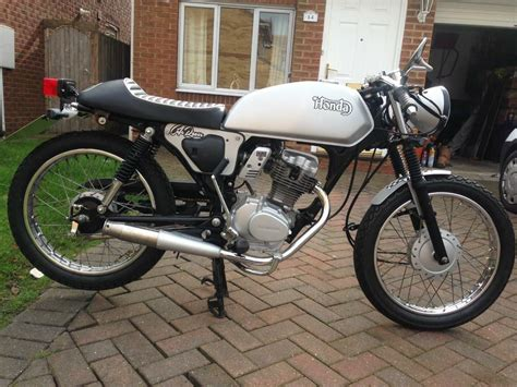 Honda cg cafe racer 125cc | in Peterlee, County Durham ...