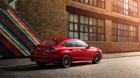 Honda Civic 2022: notable evolución en tecnología y desempeño