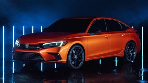 Honda Civic Prototype 2021, adelanto de la nueva ...