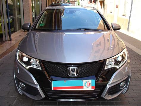 Honda Civic segunda mano del 2016 en Barcelona  123928 ...