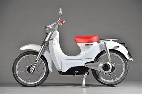 Honda confirms Production Electric Scooter in 2018 ...