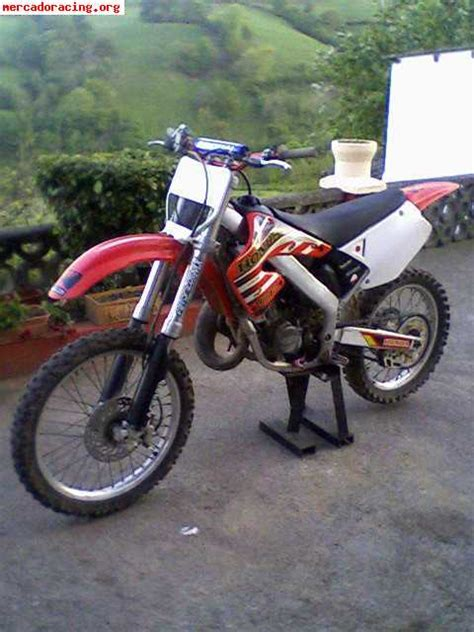 HONDA CR 125 2T MOTOCROSS